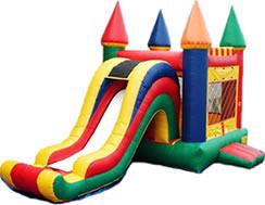 Castle Slide Combo II